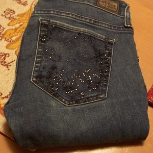 GUESS JEANS STARLET SKINNY 26